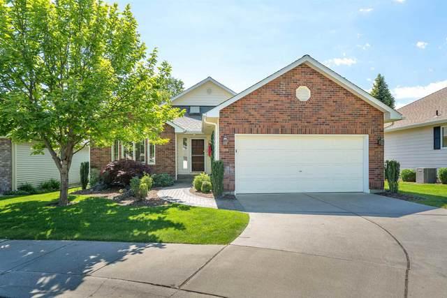 5719 S Pony Ct, Spokane, WA 99224 (#202116718) :: Parrish Real Estate Group LLC