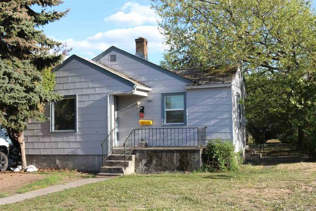 2104 E Longfellow Ave, Spokane, WA 99207 (#202116736) :: Top Spokane Real Estate