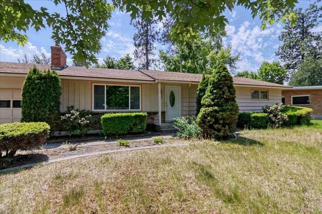 12804 E Blossey Ave, Spokane Valley, WA 99216 (#202116739) :: Bernadette Pillar Real Estate