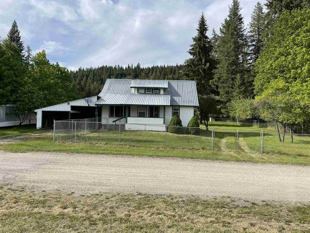 608 Grinnell St, Ione, WA 99139 (#202116747) :: Top Agent Team