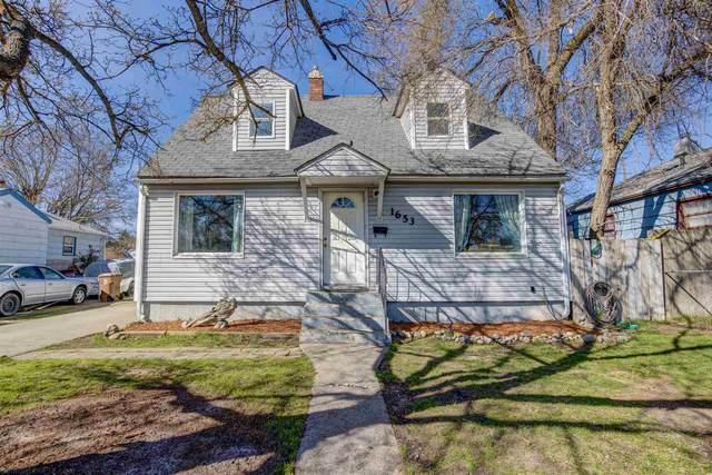 1653 E Rockwell Ave, Spokane, WA 99207 (#202116761) :: The Spokane Home Guy Group