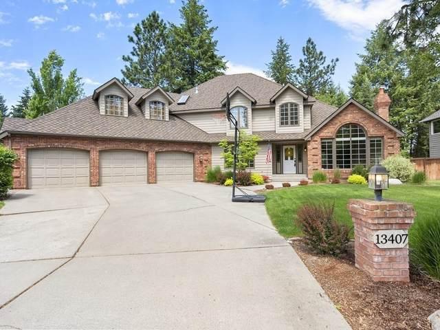 13407 N Whitehouse Ct, Spokane, WA 99218 (#202116765) :: Bernadette Pillar Real Estate