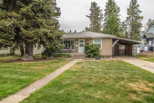1607 E 40th Ave, Spokane, WA 99203 (#202116826) :: Inland NW Group