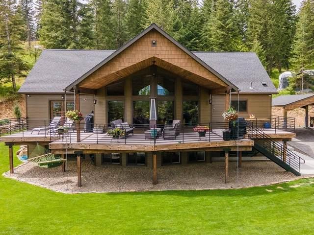 10909 N West Newman Lake Dr, Newman Lake, WA 99025 (#202116830) :: The Hardie Group