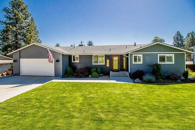 1025 S Garry Rd, Liberty Lake, WA 99019 (#202116850) :: Top Spokane Real Estate