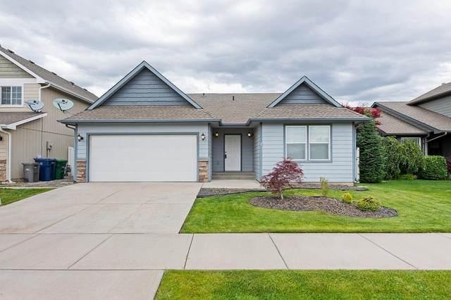 17115 E Knox Ave, Spokane Valley, WA 99016 (#202116920) :: Mall Realty Group