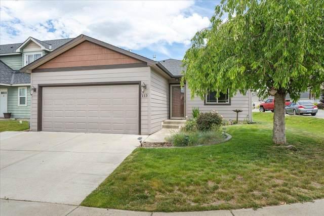 113 S Meyers Rd Rd, Spokane Valley, WA 99016 (#202116936) :: The Hardie Group