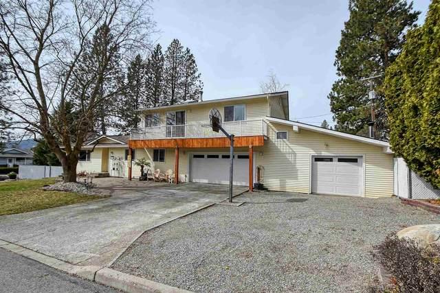 2424 S Vercler Rd, Spokane Valley, WA 99216 (#202116956) :: Elizabeth Boykin   Keller Williams Spokane