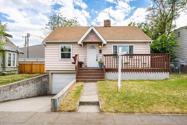 921 W Dalton Ave, Spokane, WA 99205 (#202116982) :: Elizabeth Boykin | Keller Williams Spokane