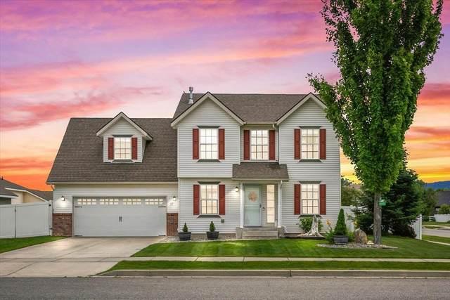 627 S Michigan Rd, Spokane Valley, WA 99016 (#202116996) :: The Hardie Group