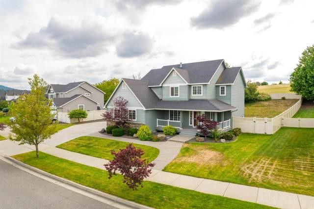 2112 S Meadowview Rd, Spokane Valley, WA 99016 (#202117003) :: The Hardie Group