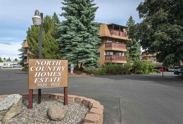 9024 N Country Homes Blvd #3, Spokane, WA 99218 (#202117007) :: Bernadette Pillar Real Estate