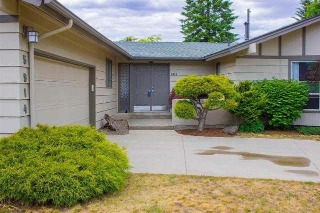 5914 S Lee St, Spokane, WA 99223 (#202117029) :: The Hardie Group