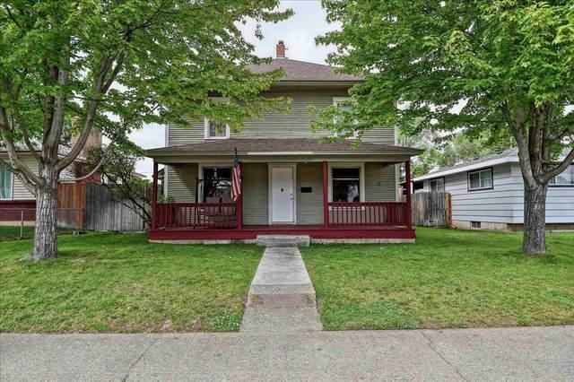 1207 E Wabash Ave, Spokane, WA 99207 (#202117035) :: The Spokane Home Guy Group