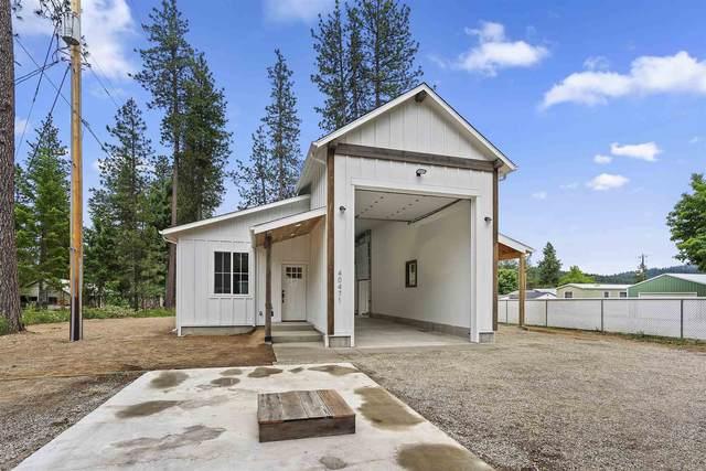 40471 N Shore Dr, Loon Lake, WA 99148 (#202117042) :: Five Star Real Estate Group