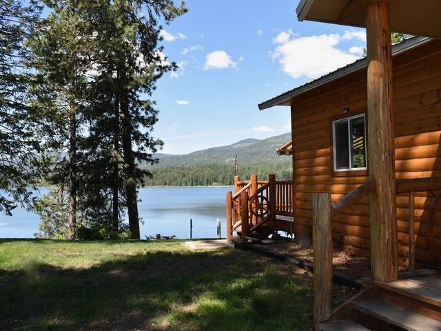 18 & 20 Twin Lakes Youth Camp Rd, Inchelium, WA 99138 (#202117058) :: Inland NW Group