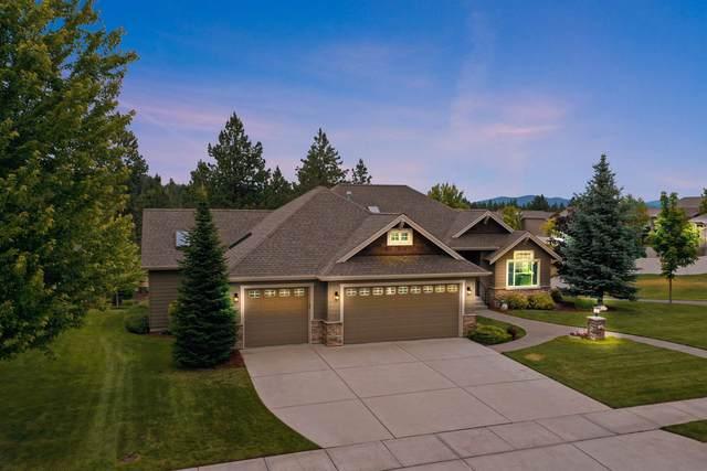 11117 E Gertrude Dr, Spokane Valley, WA 99206 (#202117089) :: Inland NW Group