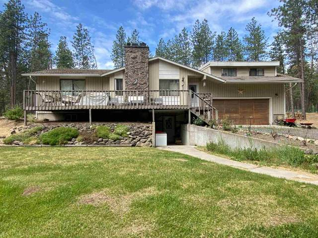 11602 S Spotted Rd, Cheney, WA 99004 (#202117099) :: The Hardie Group