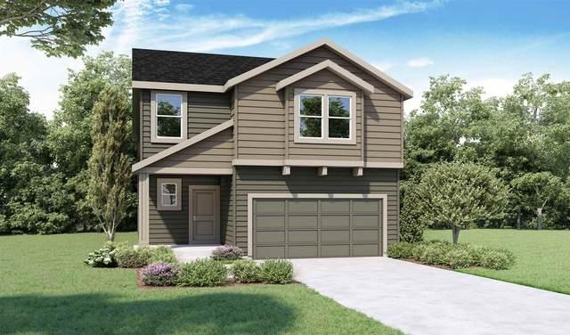 5421 E Bridgeport St, Spokane, WA 99217 (#202117108) :: The Hardie Group