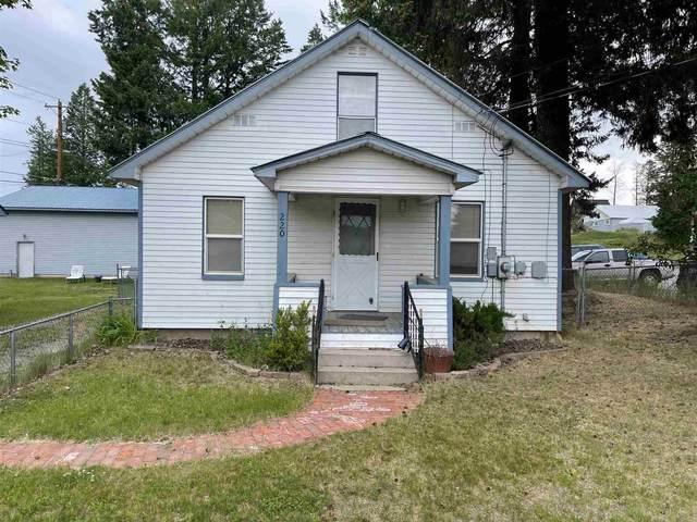 220 N Scott Ave, Newport, WA 99156 (#202117140) :: Bernadette Pillar Real Estate