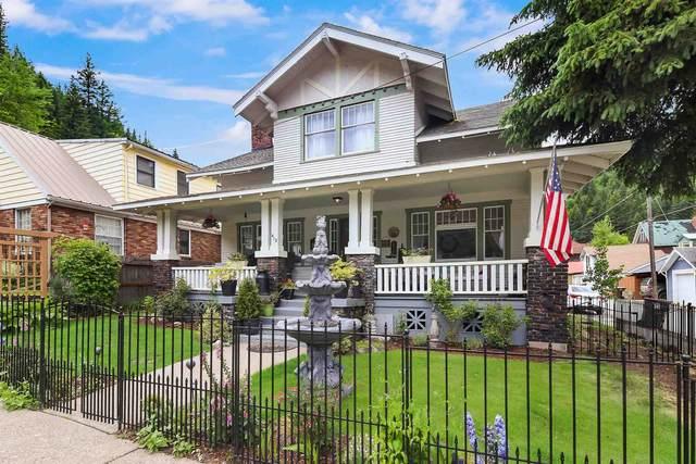 412 3rd St, Wallace, ID 83873 (#202117153) :: Bernadette Pillar Real Estate