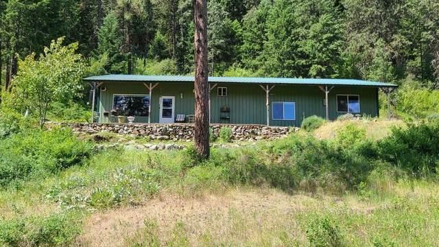 2071 Northport Flatcreek Rd, Kettle Falls, WA 99141 (#202117169) :: Prime Real Estate Group