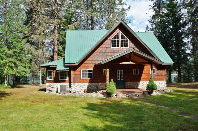 3225 Highway 25 North Hwy, Northport, WA 99157 (#202117214) :: Top Agent Team