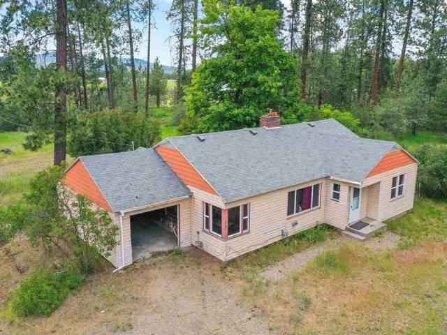 8917 N Idaho Rd 8805 N. Idaho R, Newman Lake, WA 99025 (#202117236) :: The Hardie Group