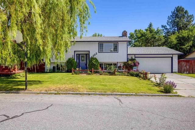 14303 E 23rd Ave, Spokane, WA 99037 (#202117241) :: Top Spokane Real Estate