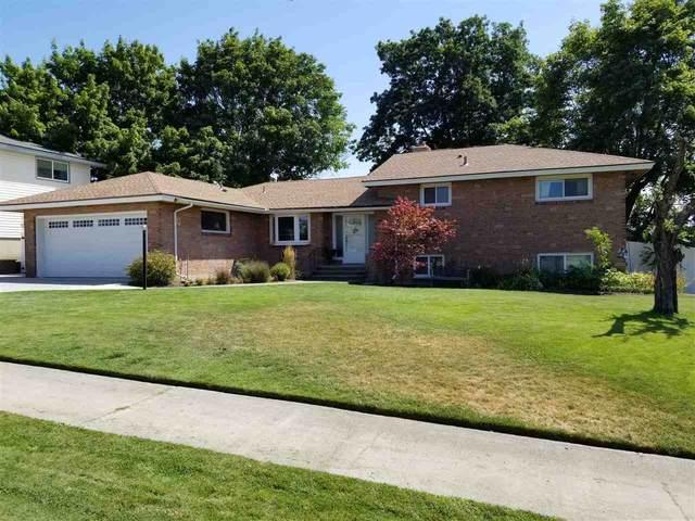 2319 W Rockwell Ave, Spokane, WA 99205 (#202117286) :: Top Agent Team