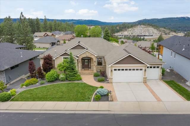 13605 N Eagle View Ln, Spokane, WA 99208 (#202117293) :: Bernadette Pillar Real Estate