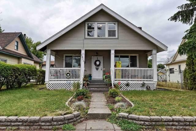 1511 W Shannon Ave, Spokane, WA 99205 (#202117305) :: Top Spokane Real Estate