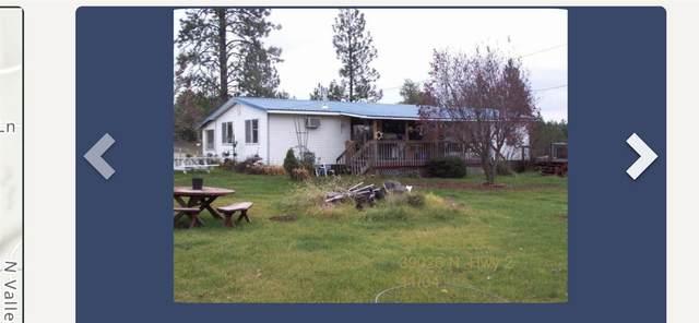 39026 N Newport Hwy, Elk, WA 99009 (#202117308) :: Top Agent Team