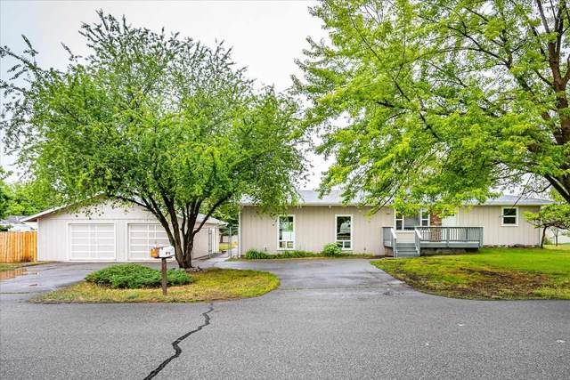 3305 N Davis Rd, Millwood, WA 99206 (#202117310) :: Top Spokane Real Estate