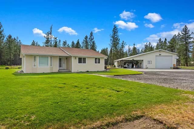 3620 E Woolard Rd, Colbert, WA 99005 (#202117314) :: Top Spokane Real Estate
