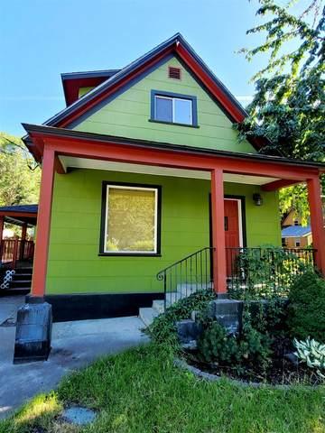 1411 W Clarke Ave, Spokane, WA 99201 (#202117358) :: Northwest Professional Real Estate