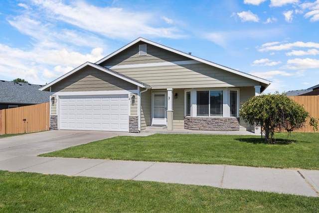 415 S S Aspen St, Airway Heights, WA 99001 (#202117361) :: The Synergy Group