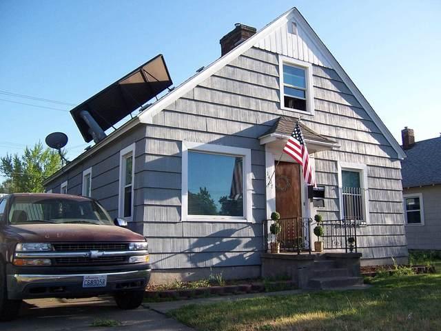 1407 W York Ave, Spokane, WA 99205 (#202117374) :: Top Spokane Real Estate
