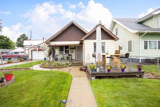 1303 E Queen Ave, Spokane, WA 99207 (#202117379) :: Prime Real Estate Group