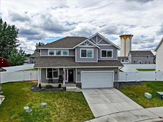 8777 N Cheltenham Ct, Spokane, WA 99208 (#202117388) :: Northwest Professional Real Estate