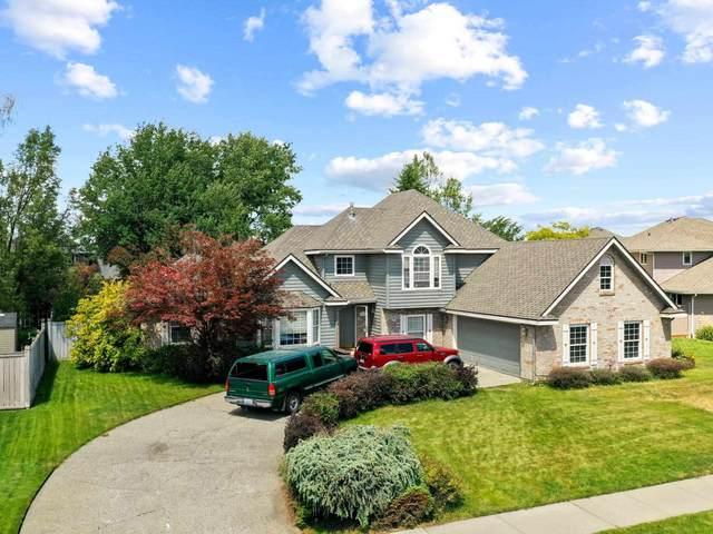 8711 N Kensington Dr, Spokane, WA 99208 (#202117409) :: Northwest Professional Real Estate