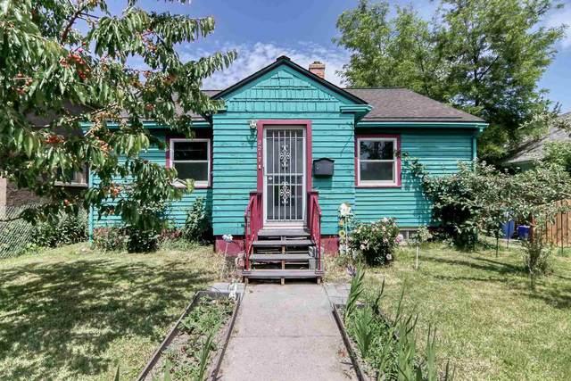 2217 E 4th Ave, Spokane, WA 99202 (#202117418) :: Northwest Professional Real Estate