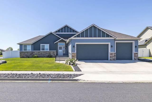 4103 W Moonlight Ct, Spokane, WA 99208 (#202117421) :: Northwest Professional Real Estate