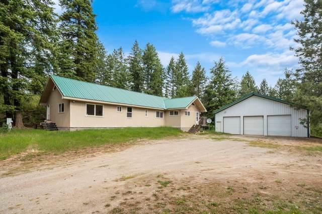 4312 J Grote Rd, Clayton, WA 99110 (#202117432) :: Parrish Real Estate Group LLC