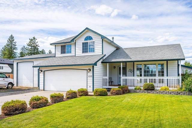 123 E Ballard Rd, Colbert, WA 99005 (#202117447) :: Northwest Professional Real Estate
