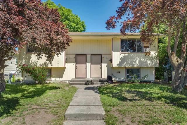 2218 N Dakota St #2216, Spokane, WA 99207 (#202117455) :: RMG Real Estate Network