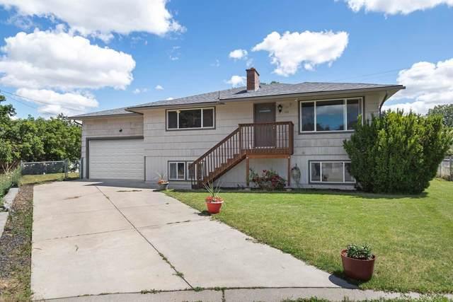 1121 S Joyce Ln, Spokane Valley, WA 99037 (#202117457) :: RMG Real Estate Network