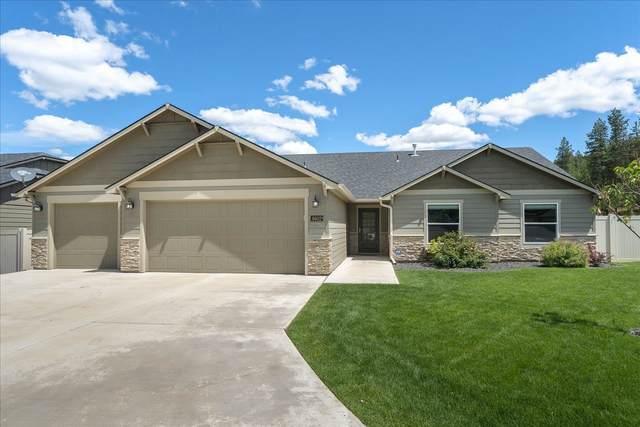 4602 S Lapwai Ln, Spokane Valley, WA 99206 (#202117469) :: Prime Real Estate Group