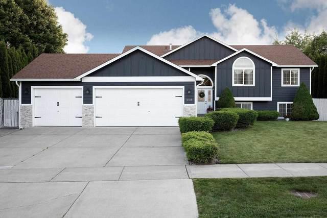 5115 N Calvin Rd, Spokane Valley, WA 99216 (#202117472) :: The Synergy Group