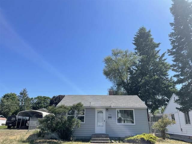 704 E Crown Ave, Spokane, WA 99207 (#202117502) :: Parrish Real Estate Group LLC